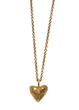 LITTLE HEART, Kette, 18 ct Gelbgold
